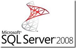 MS SQL Server 2008 R2 logo