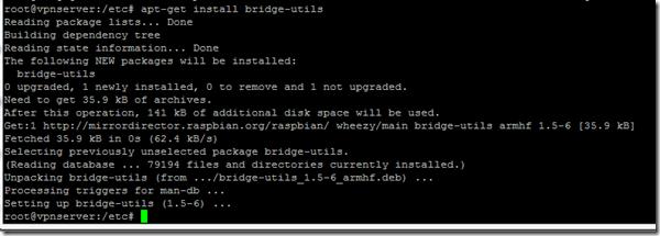 install_bridge-utils